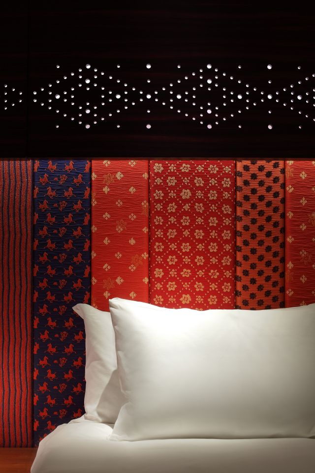 Andaz XINTIANDI, SHANGHAI King Bed