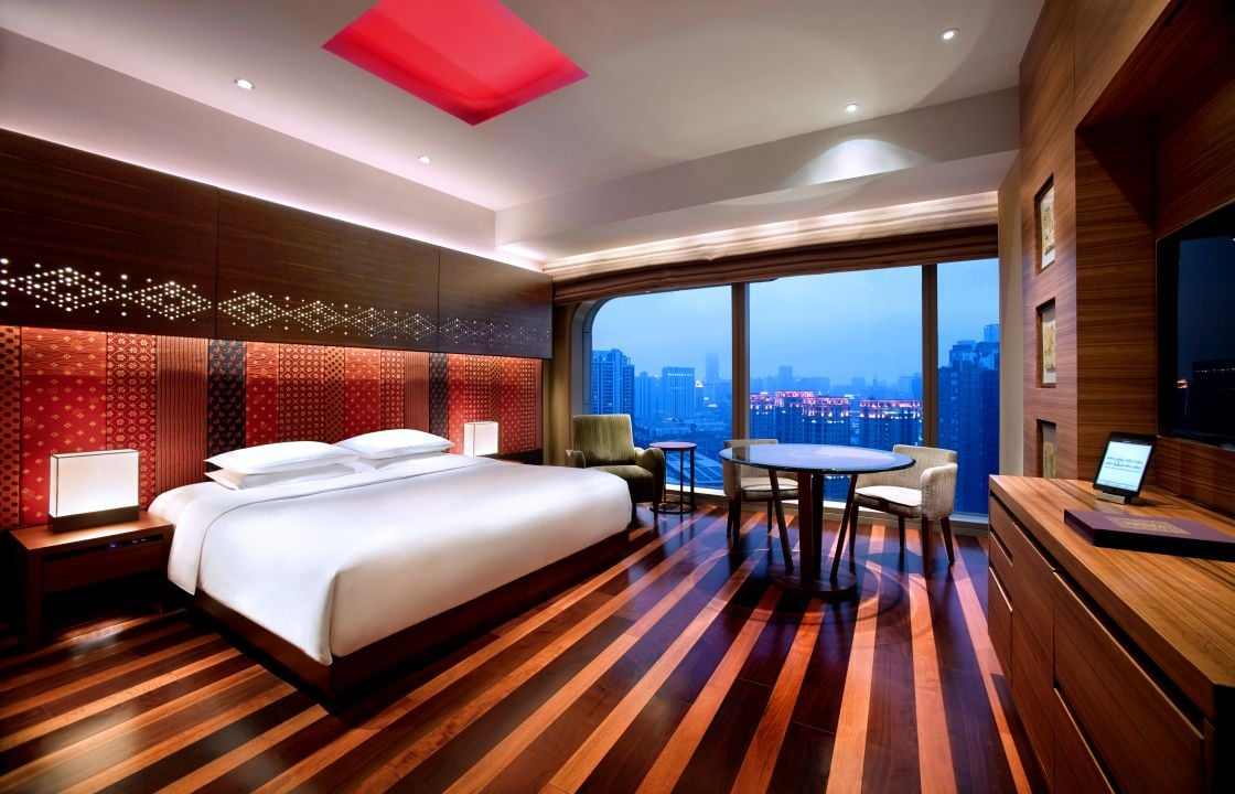 Andaz XinTianDi View King Bed