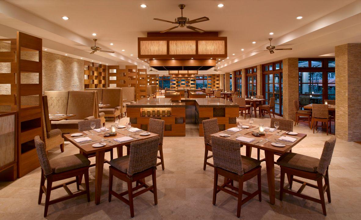 Garden Cafe Restaurant, Grand Hyatt Bali