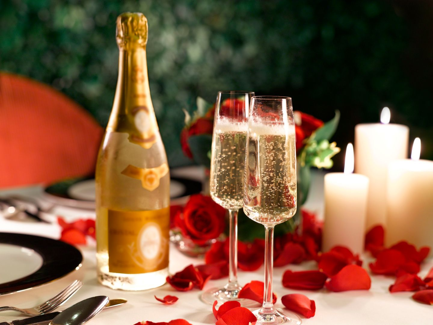Celebrate Extended Romance At Waterside Cafe