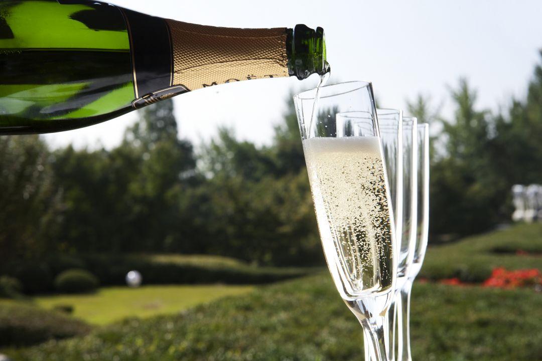 Grand Hyatt Seoul Hotel Champagne