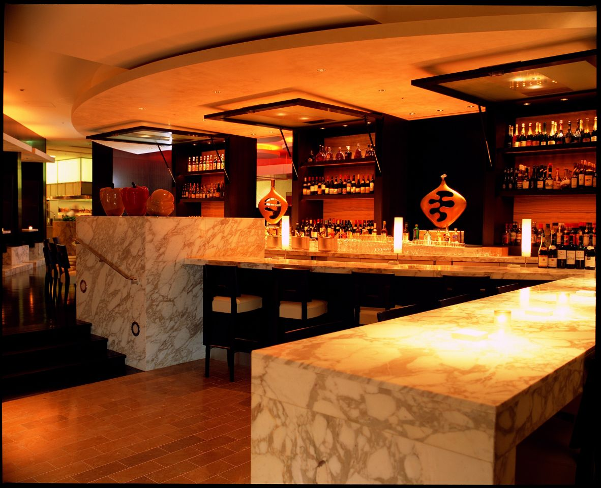 The French Kitchen Bar interior