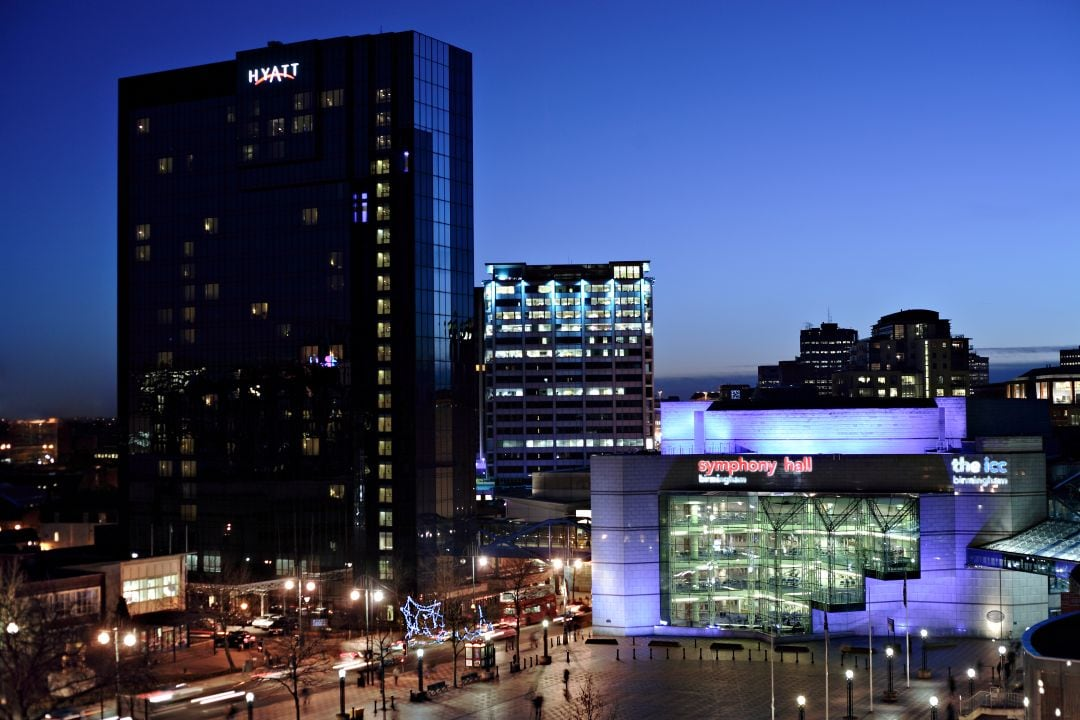 Hotel of the Year award 2018 Birmingham