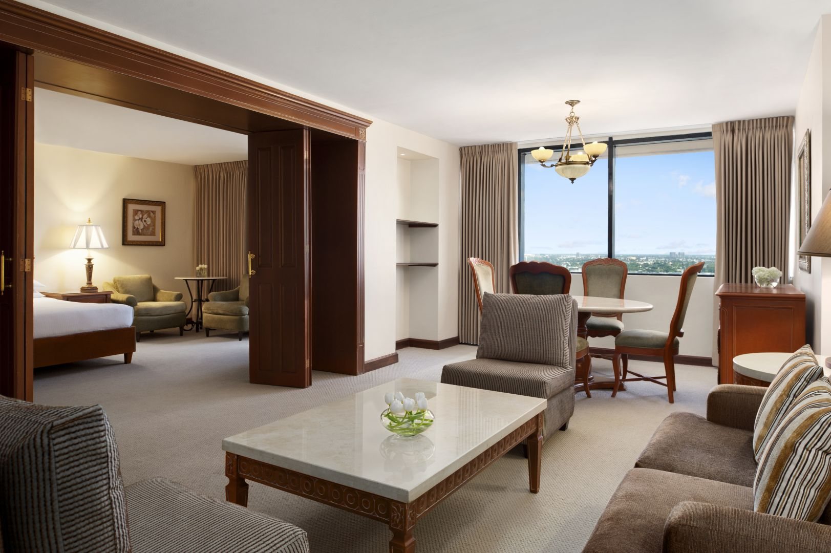 Regency Club Suite