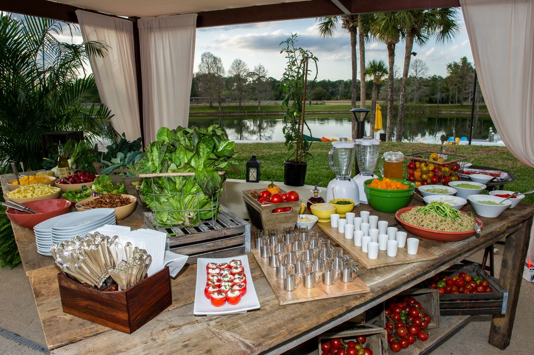 Hyatt Regency Grand Cypress Catering
