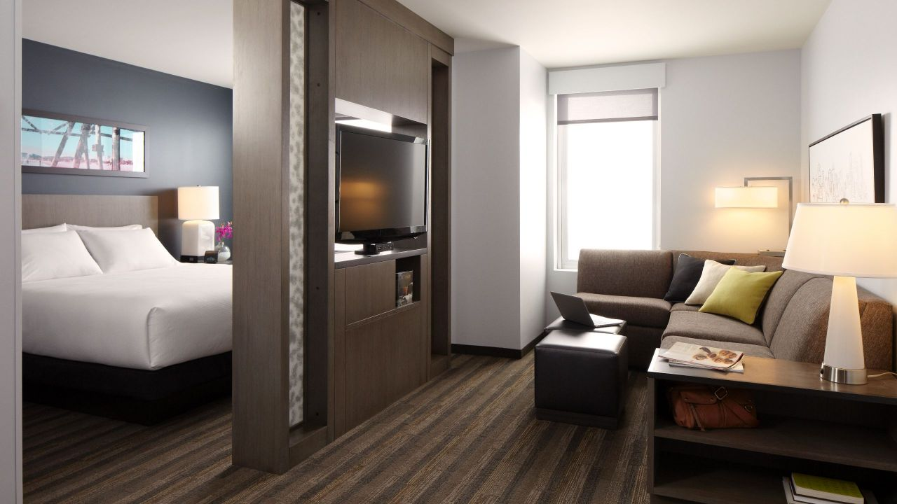 One Bedroom Suite