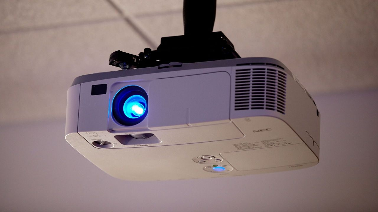 Hyatt House Projector