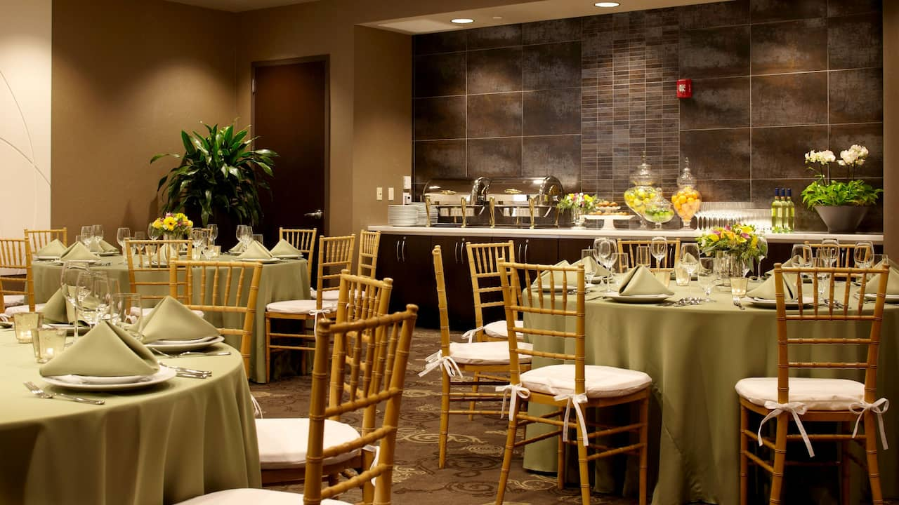King of Prussia, PA Wedding Space - Hyatt House Hotel Philadelphia/King of Prussia