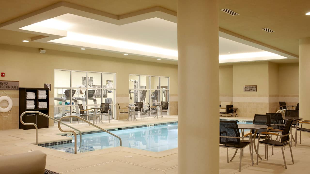 KOP Hotel with Indoor Pool – Hyatt House Philadelphia/King of Prussia