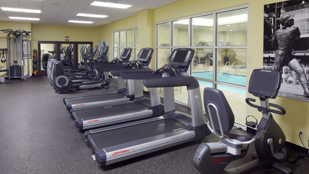 King of Prussia Hotel with Fitness Center Open 24 Hours – Hyatt House Philadelphia/King of Prussia