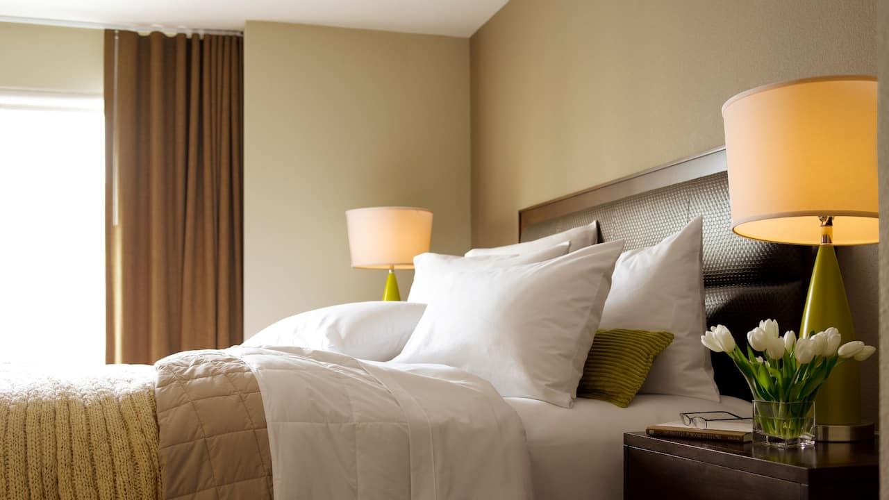 Hyatt House King Bed