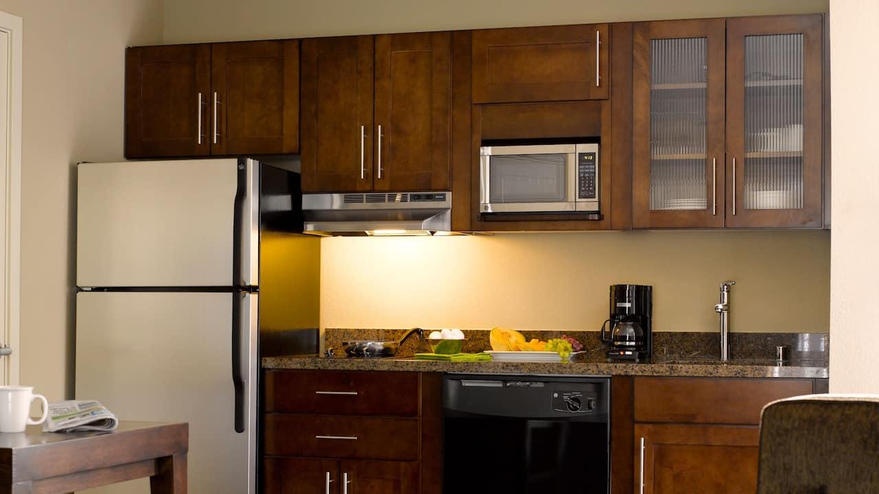 Redmond WA Hotel with Kitchen – Hyatt House Seattle/Redmond