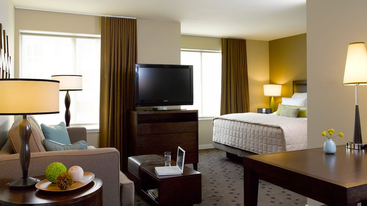 Hyatt House Studio Suite