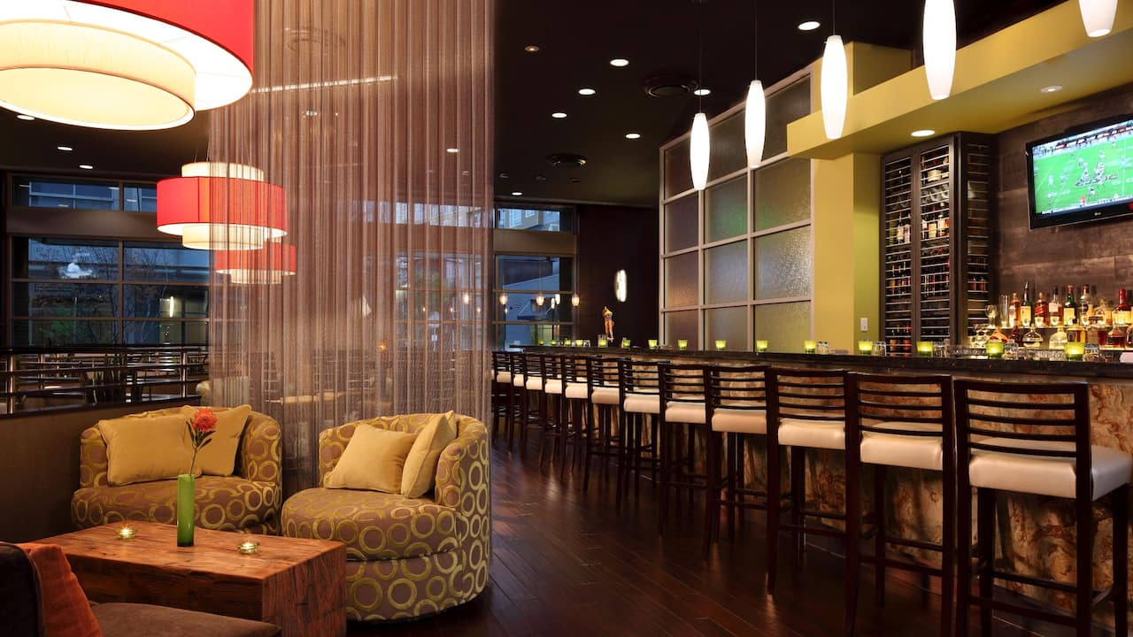 Redmond WA Hotel Bar – Hyatt House Seattle/Redmond