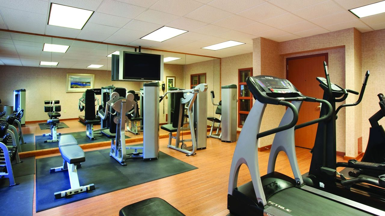 Hyatt House Boston / Burlington Fitness Center