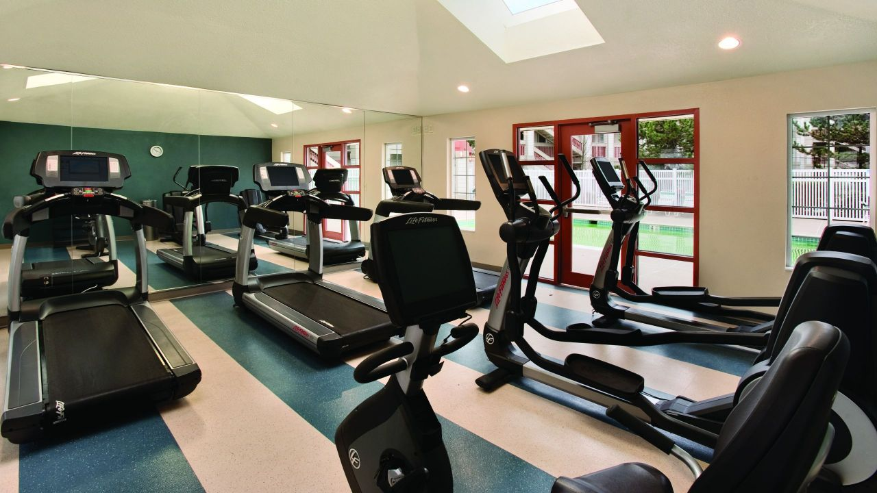 Hyatt House Mt. Laurel fitness center