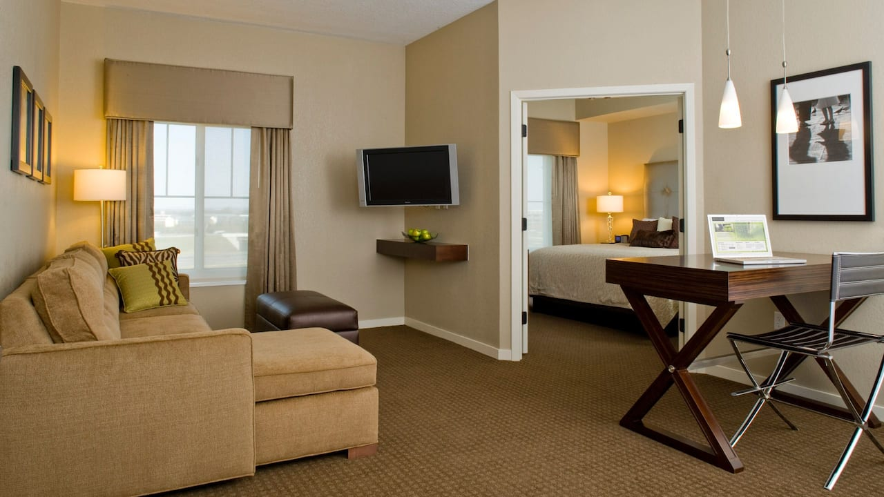 Hyatt House Suite