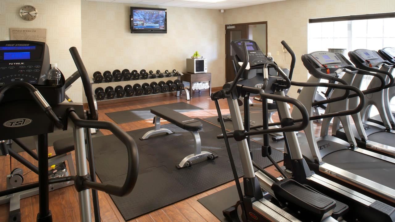 Hyatt House Sterling / Dulles Fitness Room