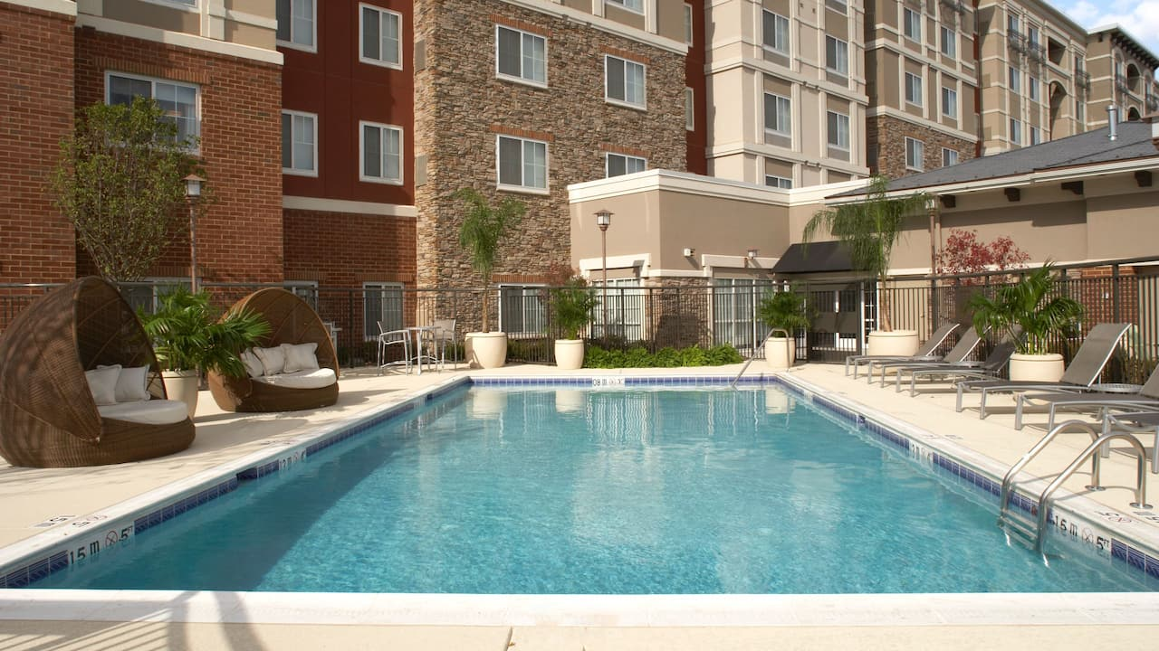 Hyatt House Sterling / Dulles Pool