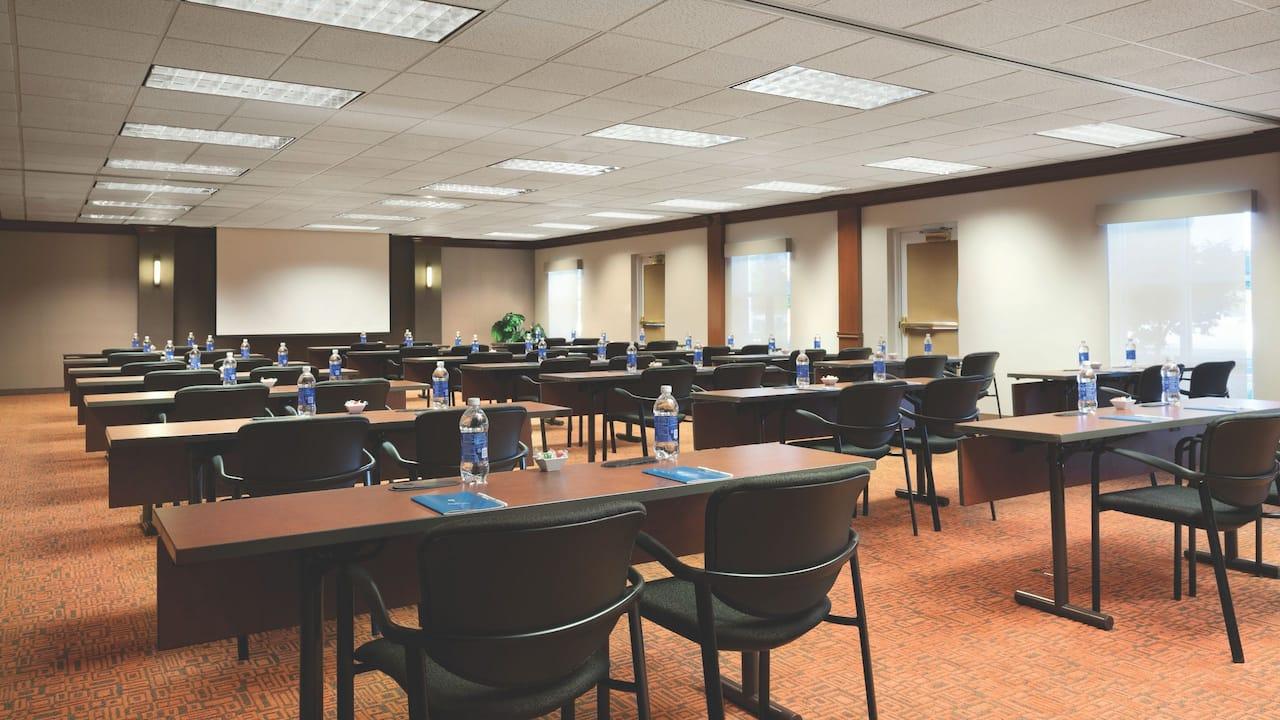 Gathering Room-Class Setup