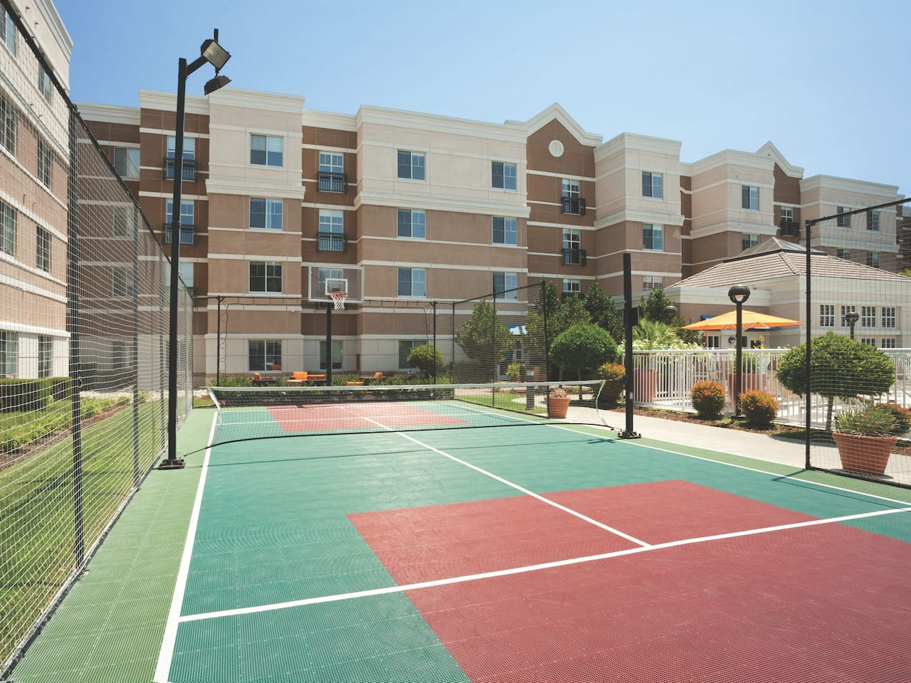 Hyatt House Sports Court