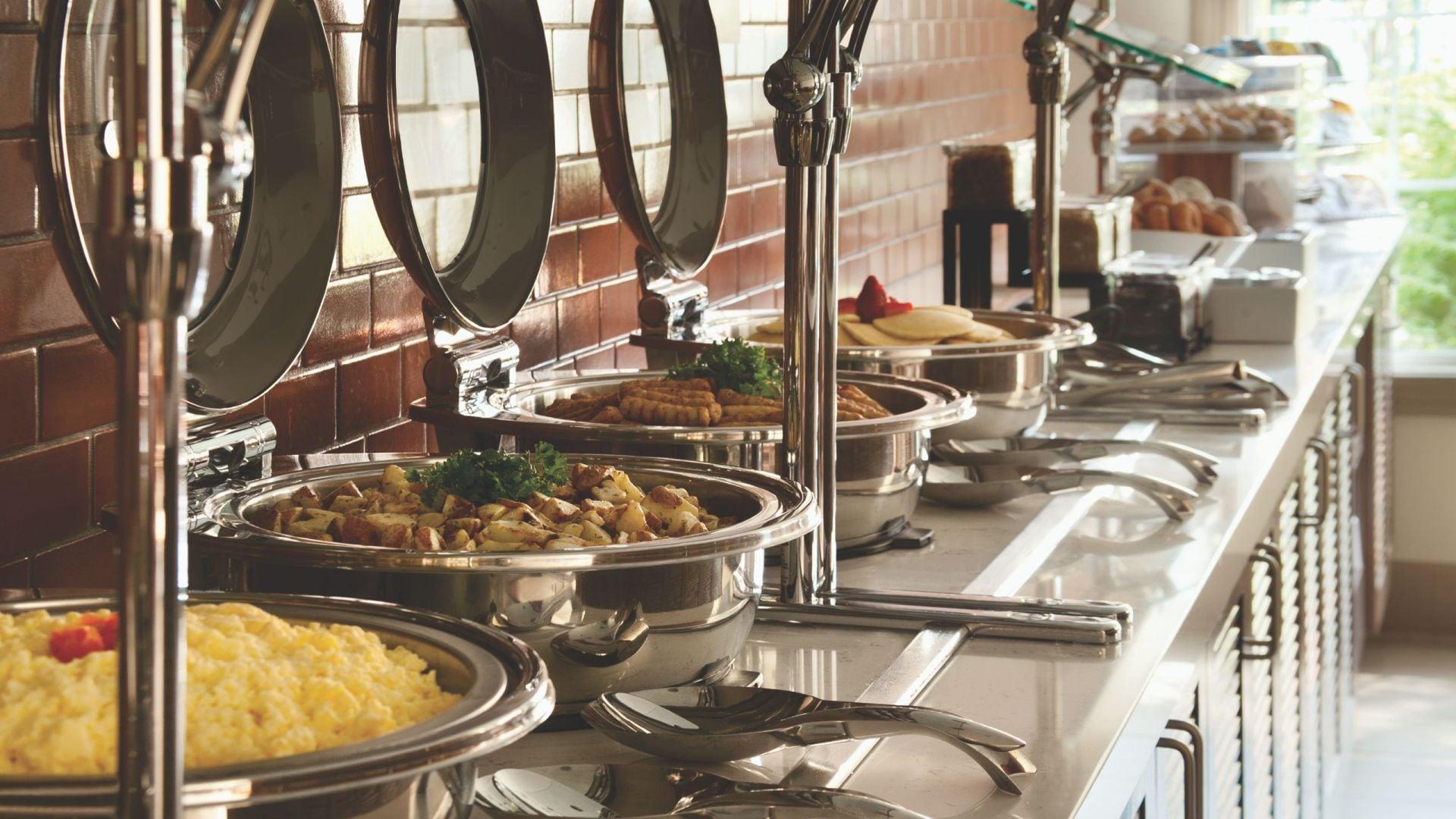 Hyatt House San Diego / Sorrento Mesa Dining