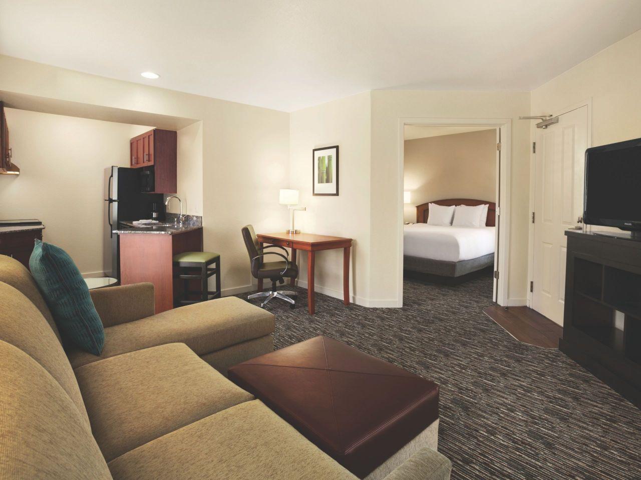Hyatt House One Bedroom Suite