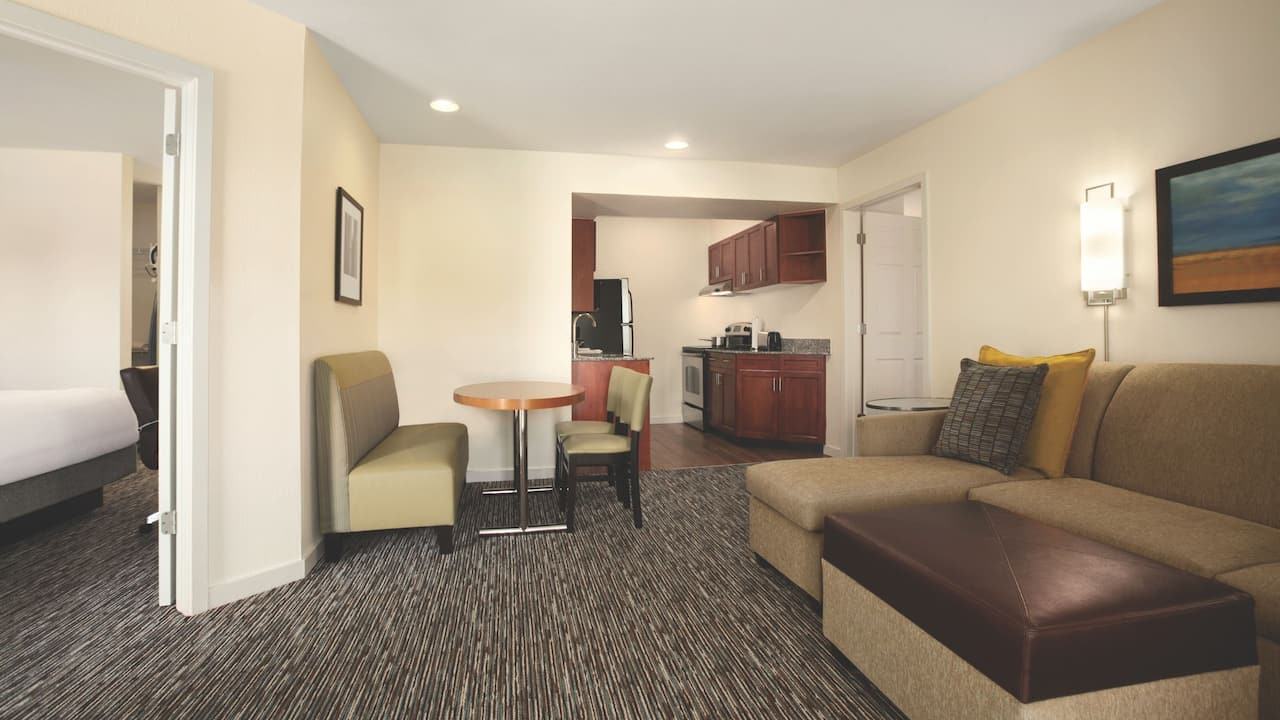 Two Bedroom King Suite