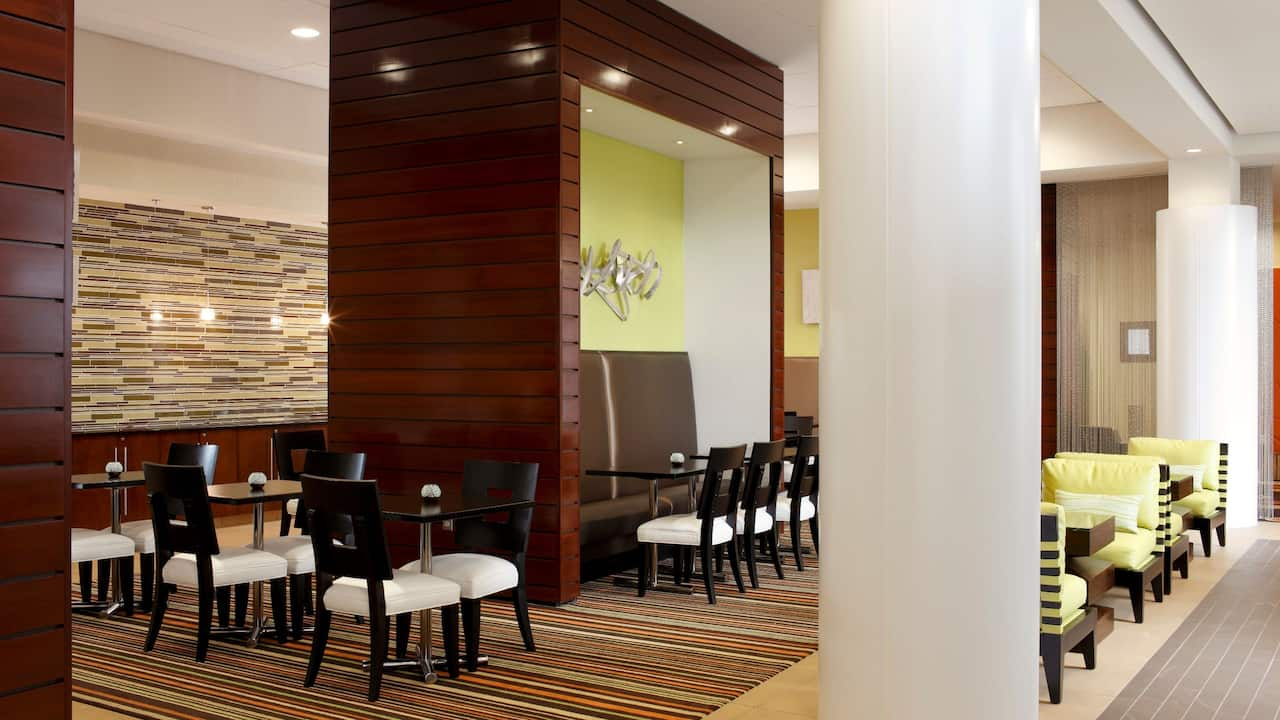 Hyatt House San Jose / Silicon Valley dining room