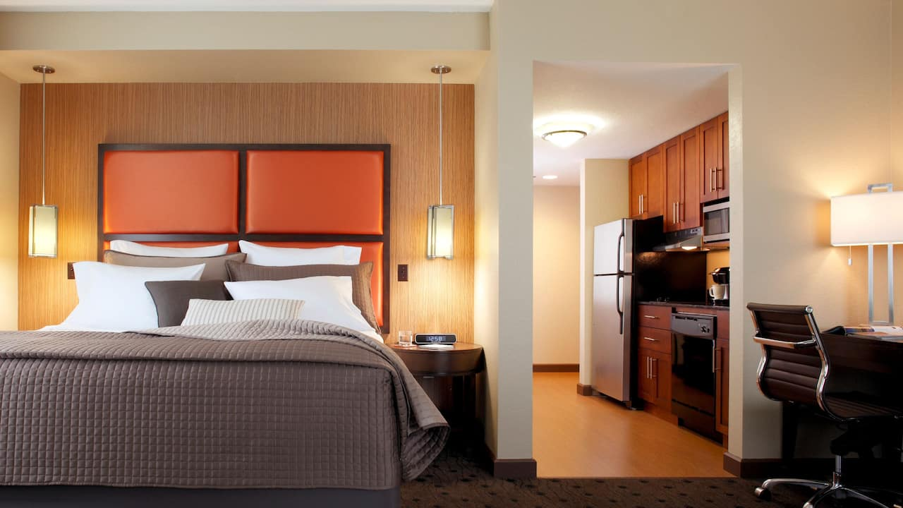 Guest Suite in San Jose, CA Hotels – Hyatt House San Jose/Silicon Valley
