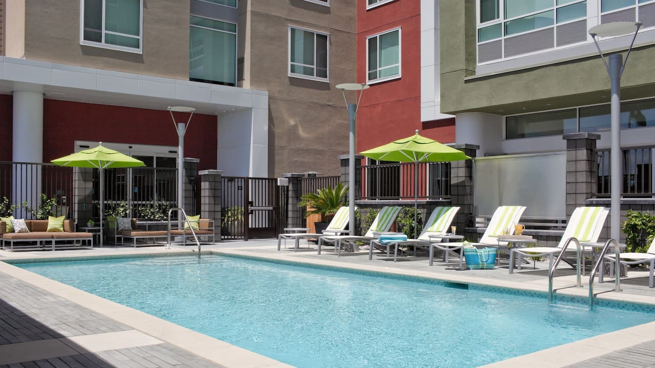 Hyatt House San Jose / Silicon Valley pool
