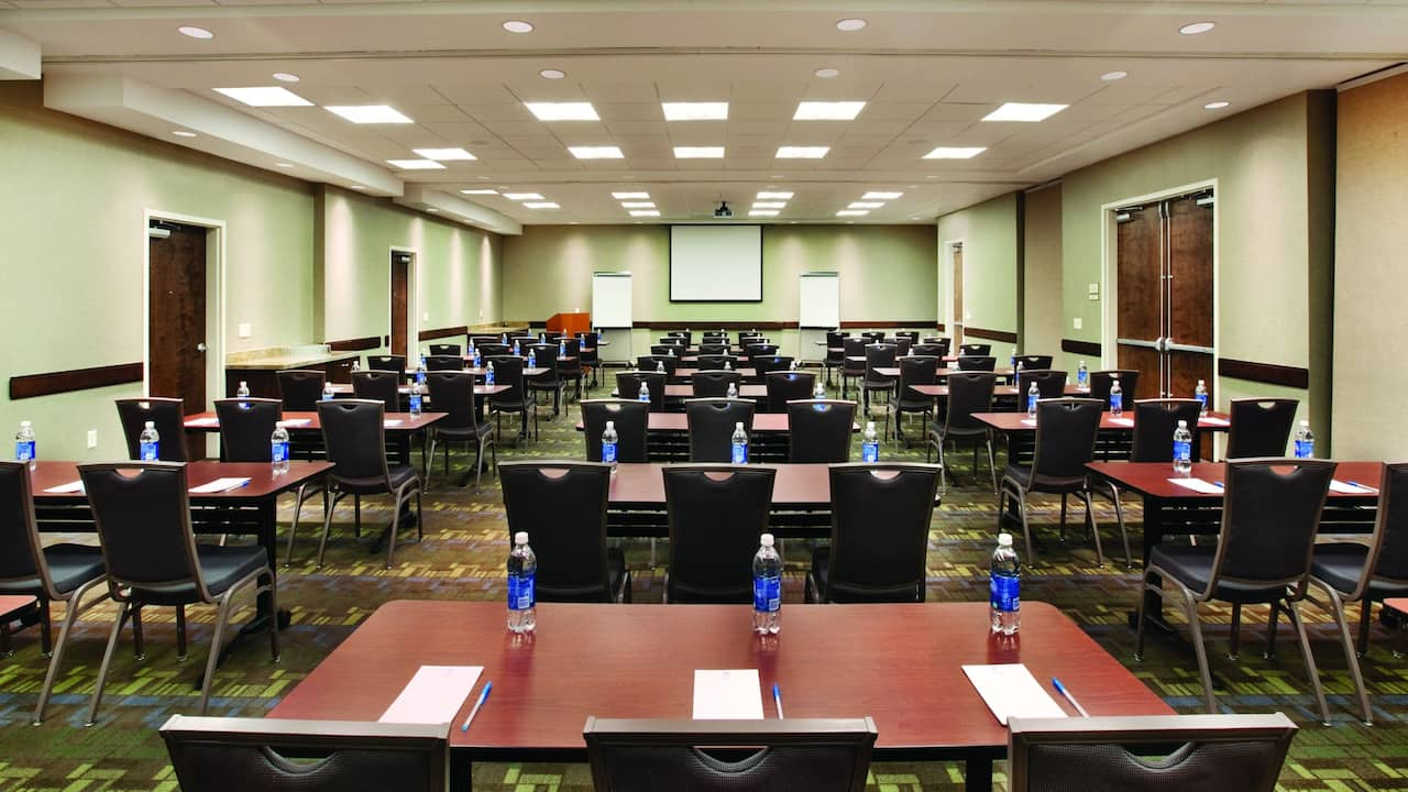 Sandy, UT Hotel Meeting Space – Classroom Setup – Hyatt House Salt Lake City/Sandy