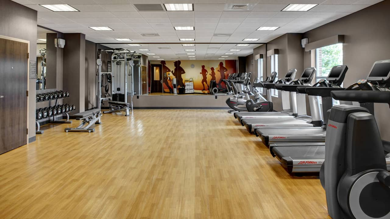 Fitness Center at Hyatt House Atlanta/Cobb Galleria