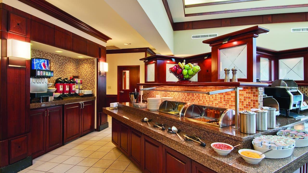 HYATT HOUSE BOSTON/WALTHAM | Breakfast Buffet