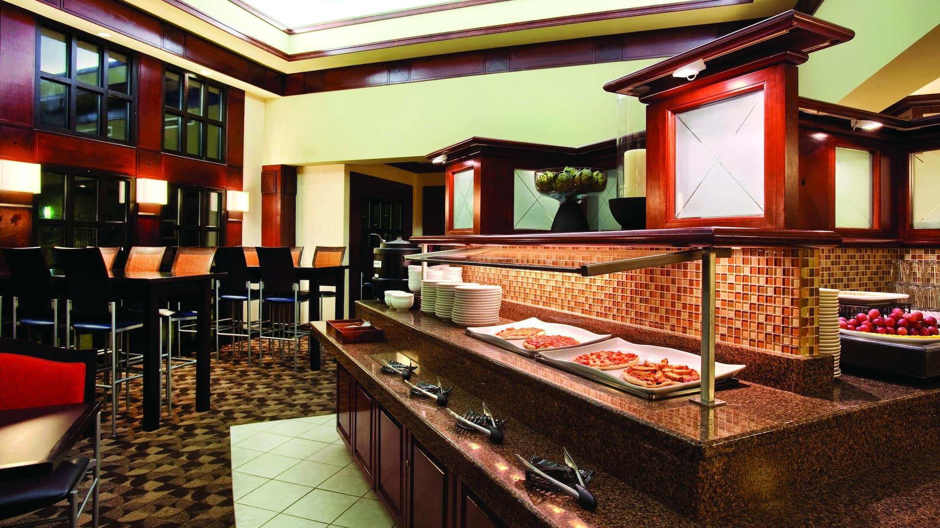 HYATT HOUSE BOSTON/WALTHAM | Dining