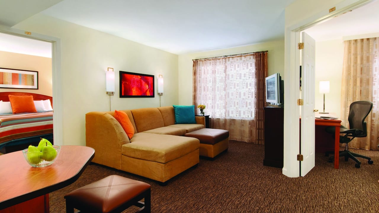 HYATT HOUSE BOSTON/WALTHAM | Accessible 2 Bedroom King/Queen