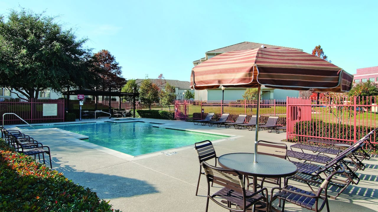Hyatt House Dallas Richardson Pool