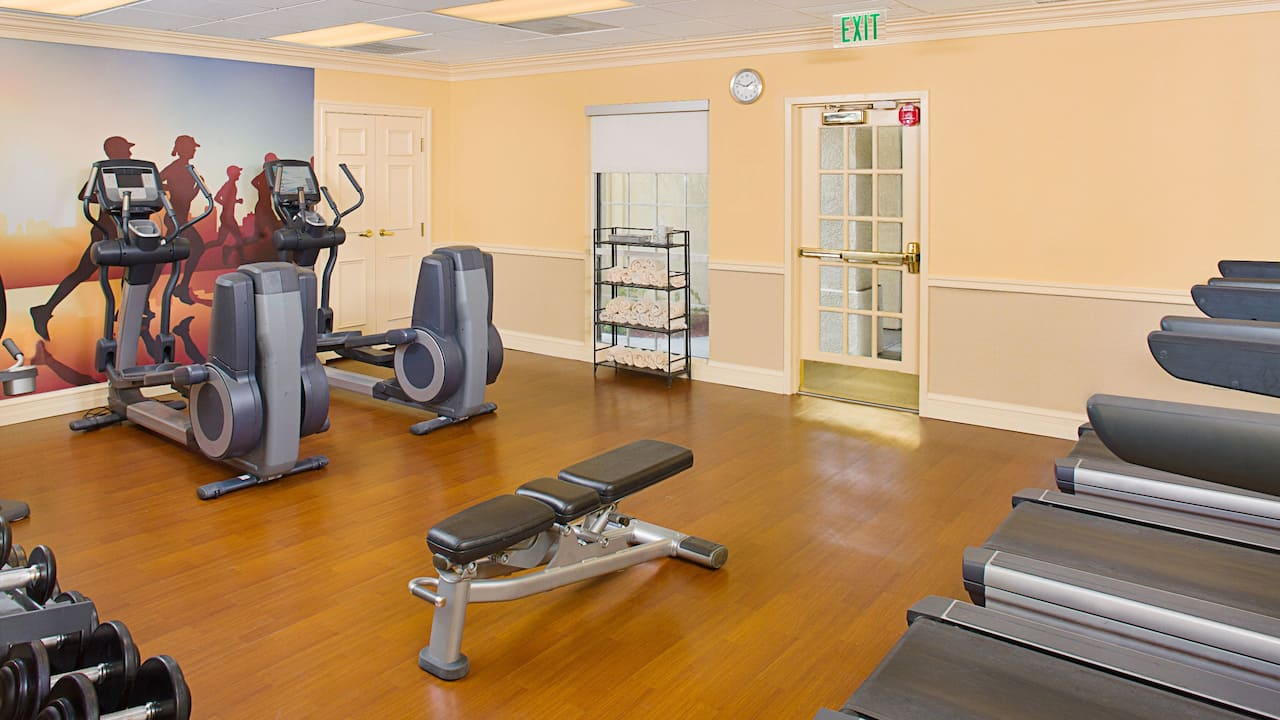 Hyatt House Los Angeles / El Segundo fitness center