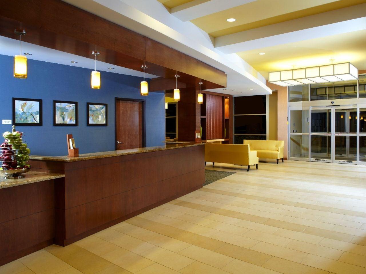 Hyatt House Boulder / Broomfield Lobby