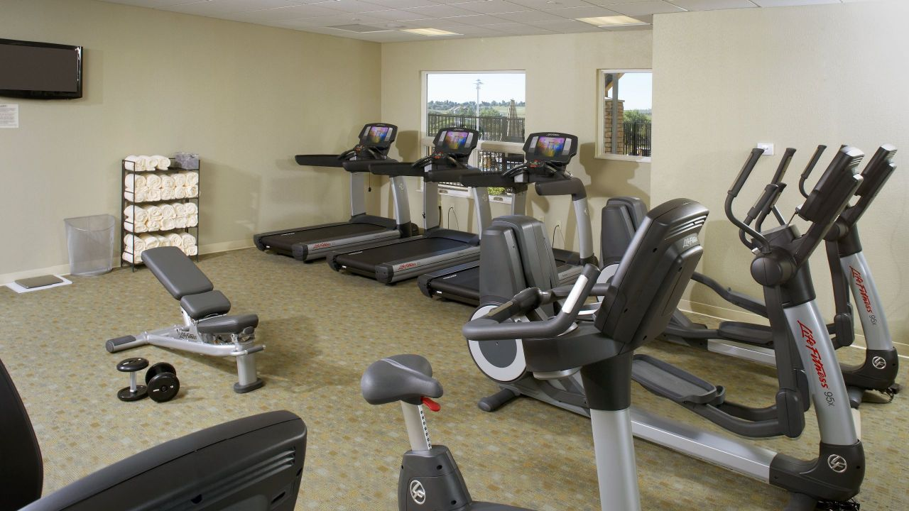 Hyatt House Boulder / Broomfield Fitness Room