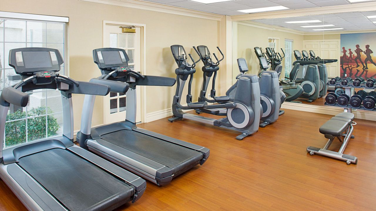 Hyatt House Gym