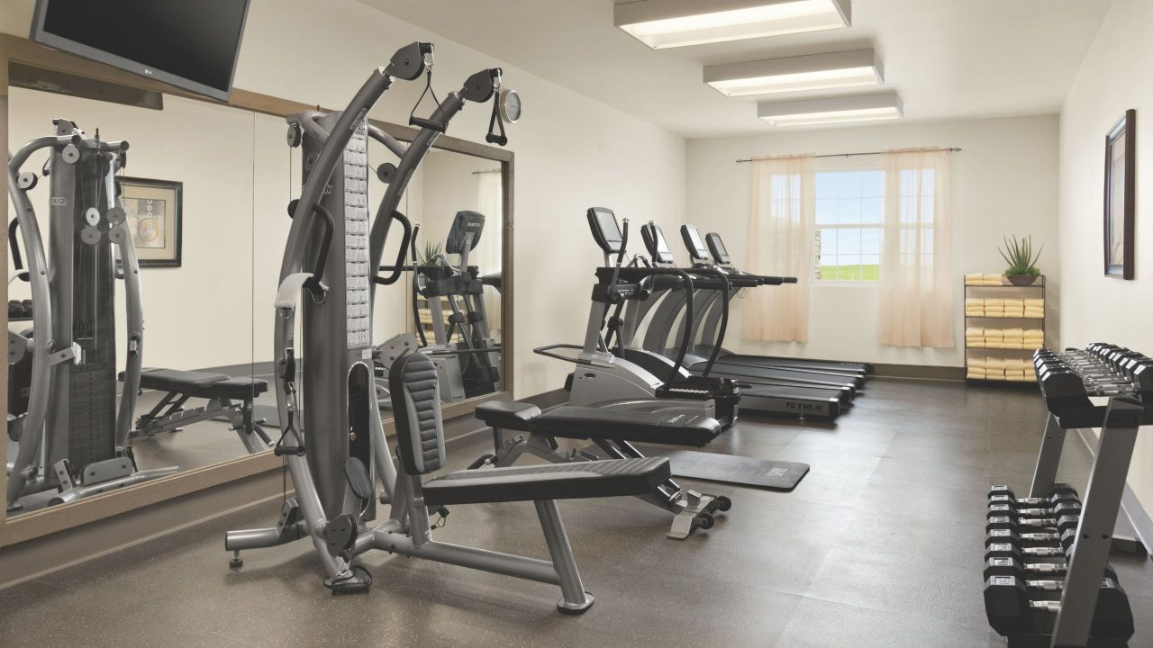 Hyatt House Minot 24-hour Fitness Center