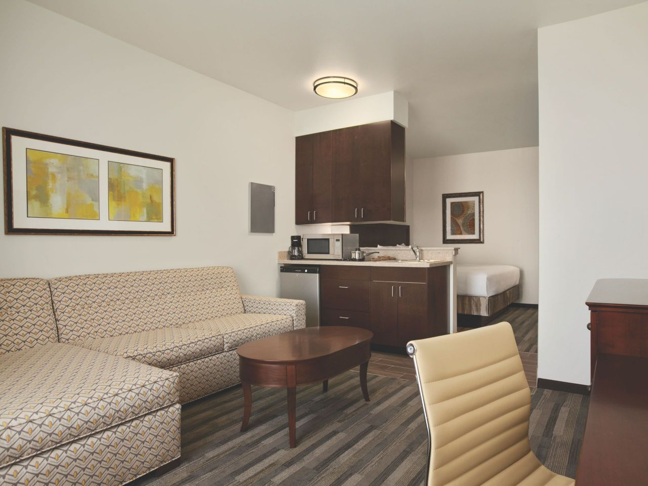 Hyatt House Minot Studio Suite
