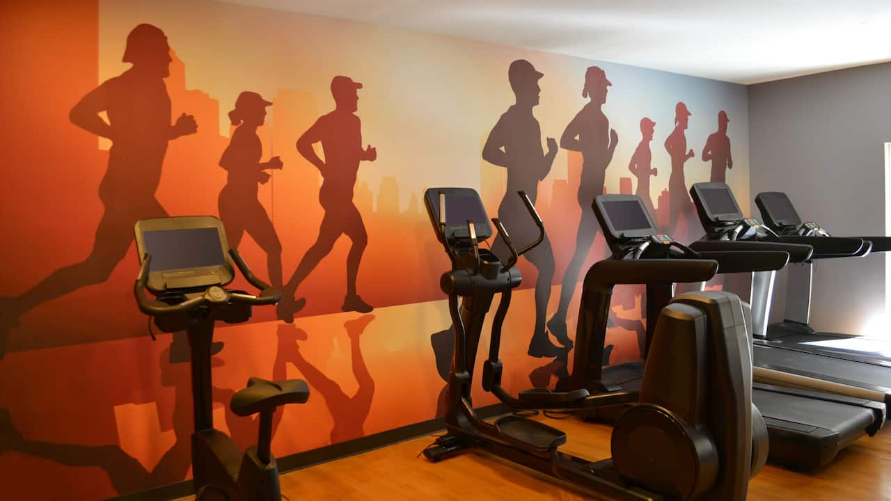 Hyatt House San Diego / Sorrento Mesa Fitness Center