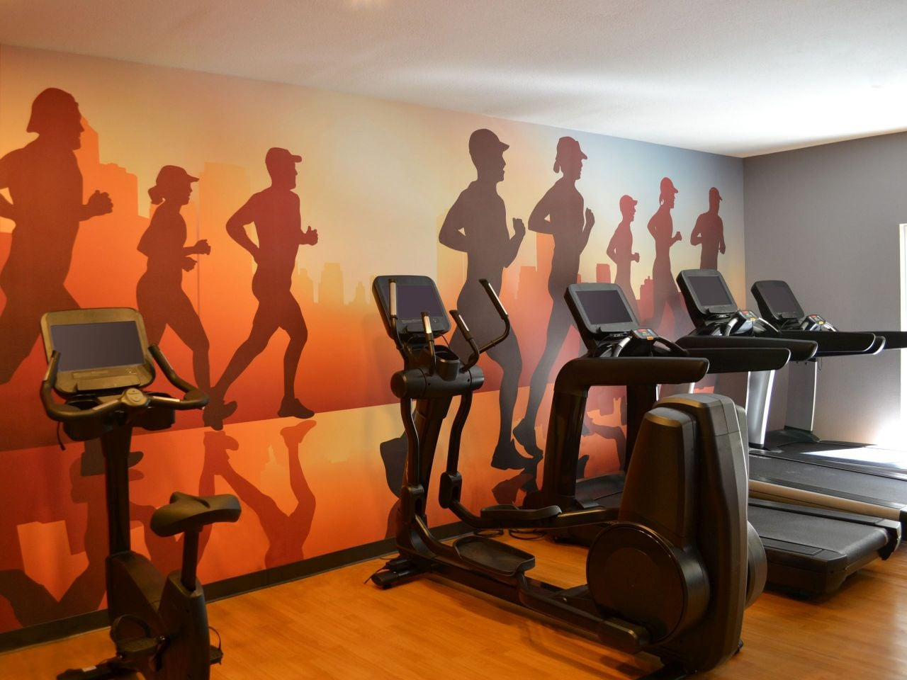Hyatt House San Diego / Sorrento Mesa Fitness