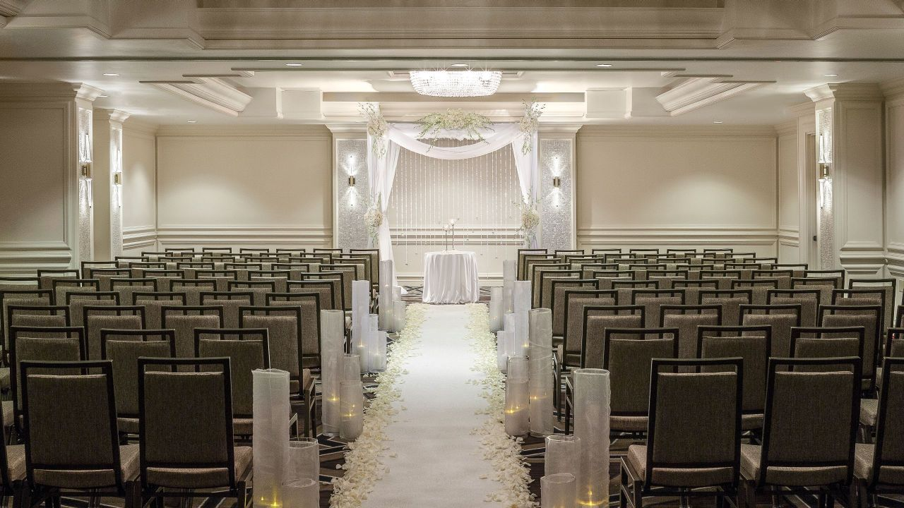 Wedding Event Meeting Room