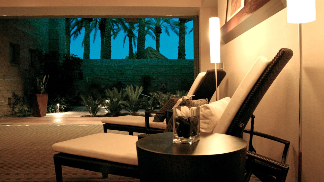 Spa Avania Relaxation Lounge