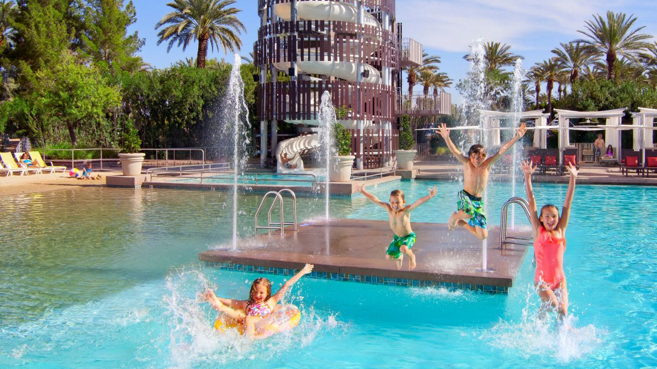 Scottsdale Hotels with Pools – Hyatt Regency Scottsdale Resort & Spa at Gainey Ranch