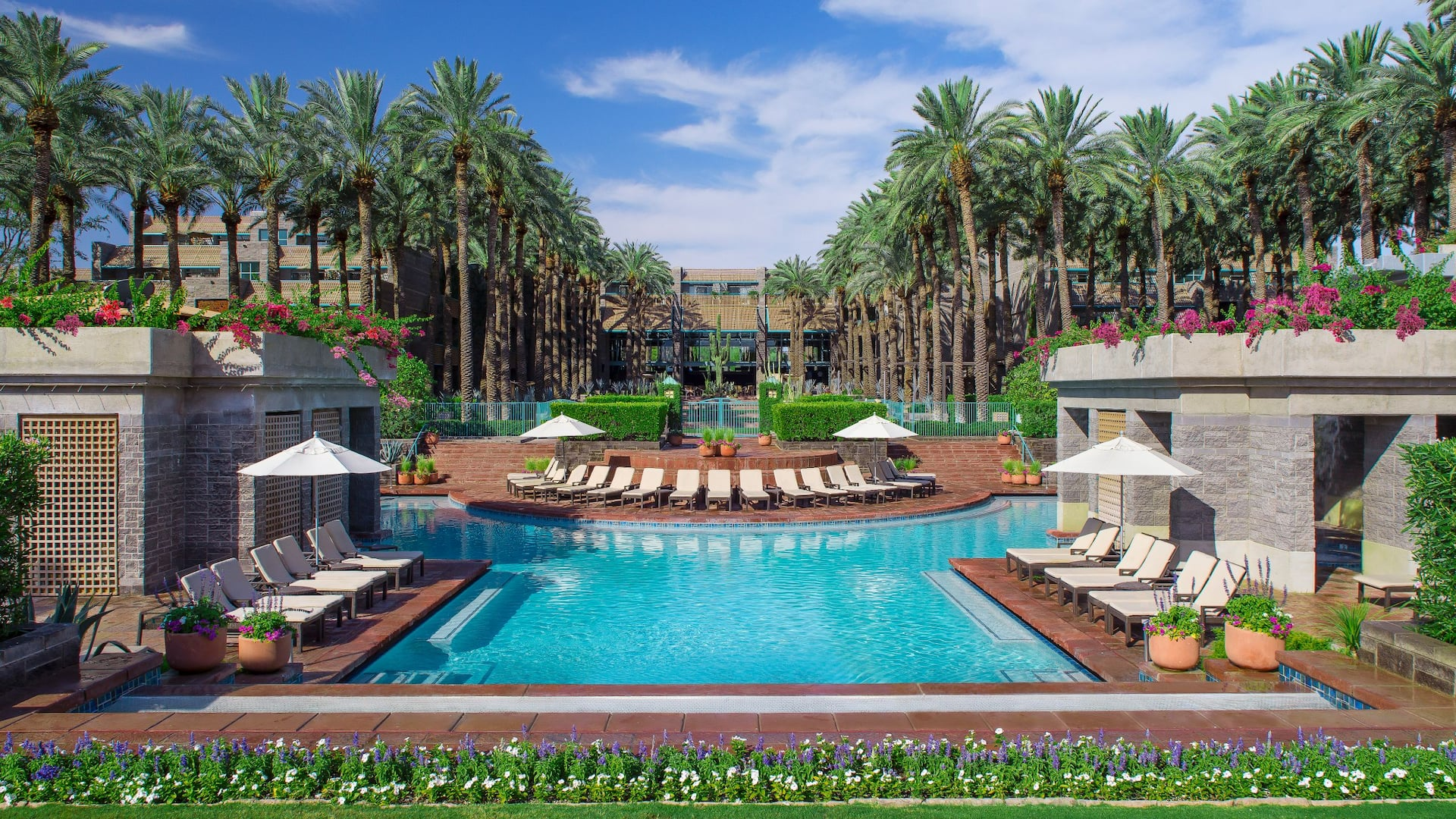 Hotels in Scottsdale Area with pools and family fun – Hyatt Regency Scottsdale Resort & Spa at Gainey Ranch