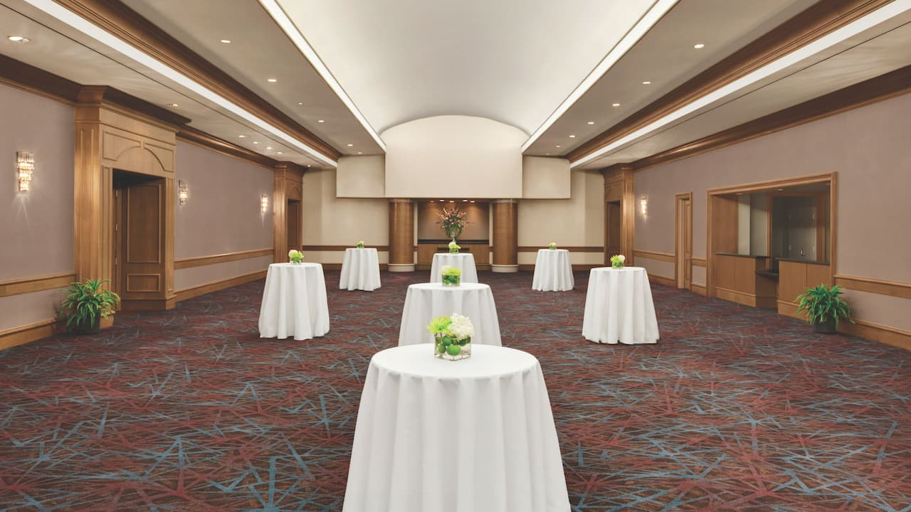 Hyatt Regency Birmingham – The Wynfrey Hotel Riverchase Ballroom